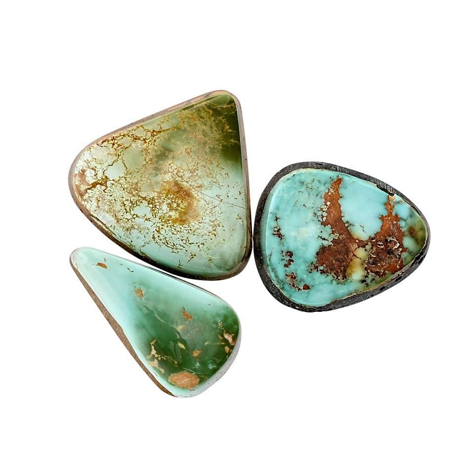 Cerillos Turquoise
