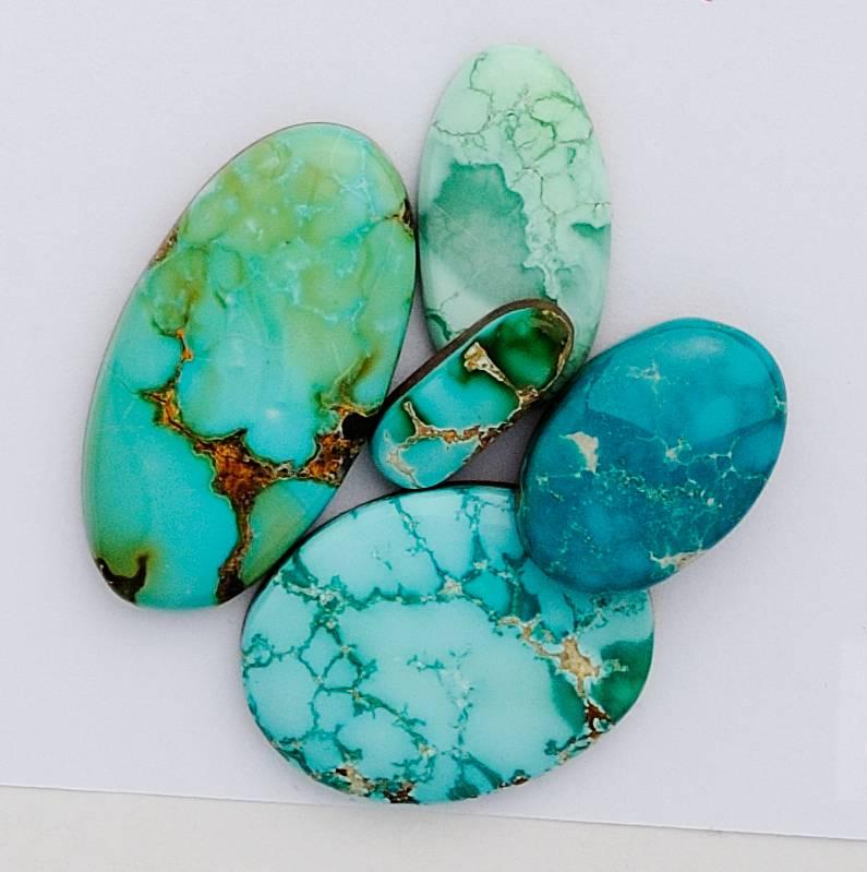 Damele Turquoise