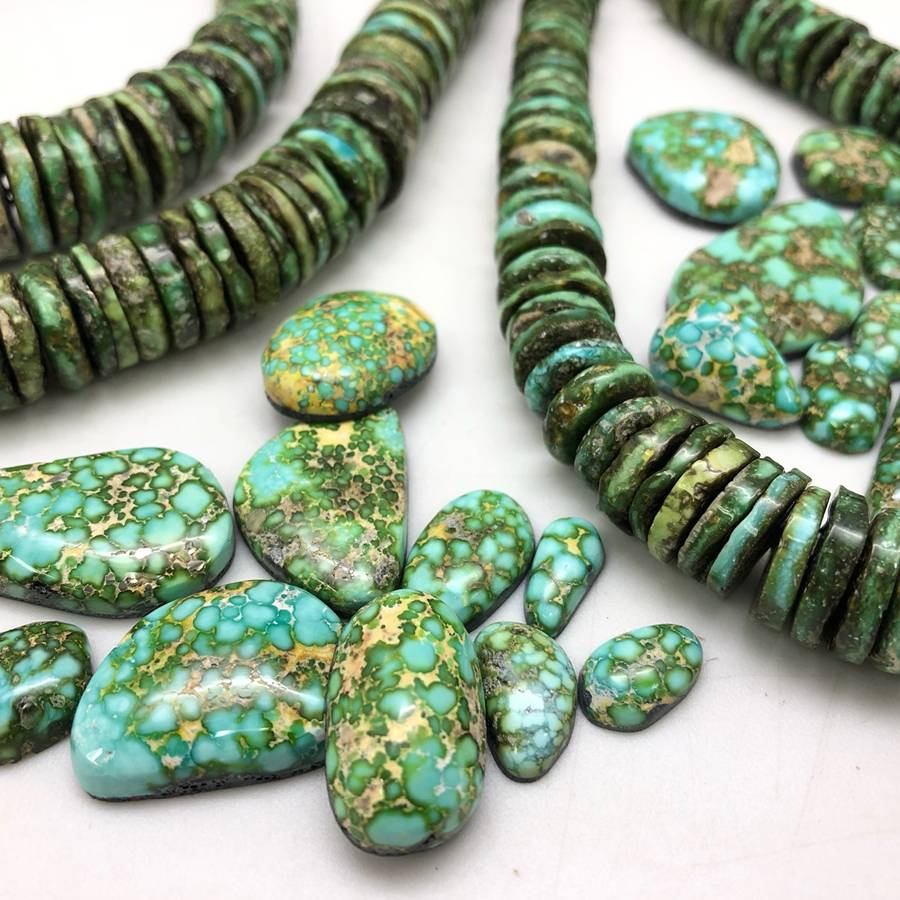 Sonoran Gold Turquoise